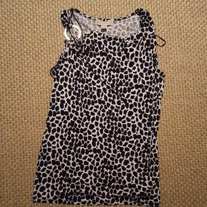 Michael Kors Animal Print shirt